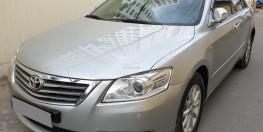 Bán nhanh xe Camry Bạc 2011 tự động bản 2.4G xe đẹp nguyên con.