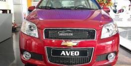 CHEVROLET AVEO 2018, Sedan 5 chỗ giá tốt nhất hiện tại