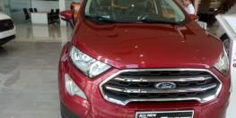 Ford Ecosport 2018 đủ màu giao ngay, giá ưu đãi