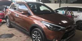 Bán Hyundai i20 Active 2017, màu nâu, nhập khẩu , 578tr còn thương lượng cho ae thiện chí đến xem xe