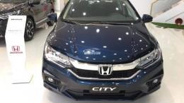 Honda City 2018 mới khuyến mãi khủng