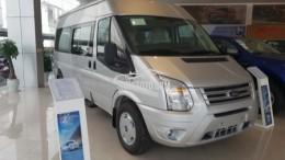 Bán xe Transit SVP Limited full options giá 869 triệu, liên hệ: 0902 724 140 để nhận nhiều khuyến mãi
