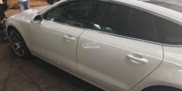 Cần bán xe Audi A7 2011 màu trắng nhập Đức,