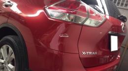 bán nhanh xe Nissan X-Trail 2.0AT Premium 2018 màu đỏ biển Sài gòn