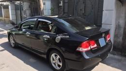 Bán Honda Civic 1.8 tự động 2009 màu đen mẫu mới xe chính chủ.