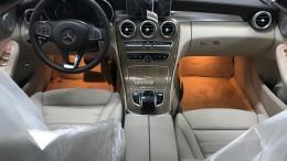 Bán xe Mercedes C250 Xanh cũ - lướt 7/2018 Chính hãng.