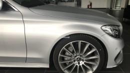 Bán xe Mercedes C300 Bạc cũ - lướt 7/2018 Chính hãng.