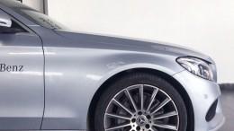 Bán xe Mercedes C300 Bạc cũ - lướt 3/2018 Chính hãng.