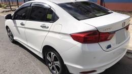 Honda City 2017 tự động trắng xe đi đúng 37 000 km đẹp