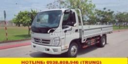 xe tải trung thaco 5 tấn - động cơ WEICHAI - giá tốt LH ngay 0983.440.731