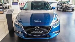 Trả trước 210tr để nhận xe Mazda 3 2018 - Có nhiều màu xe giao ngay