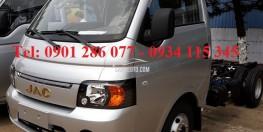 Chuyên bán các dòng xe tải Jac X99- 990kg, X125, X150 / giá cực sốc / Km cực lớn / hỗ trợ trả góp/ thủ tục đơn giản