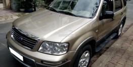 bán xe Ford Escape 2006 số tự động màu nâu vàng