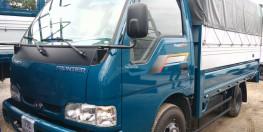 Xe tải THACO K165S (Đời 2017) Tải trọng 2,4 Tấn | 2 Tấn 4 | 2.4 Tấn . Thùng mui bạt