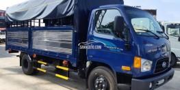 Bán xe Huyndai New Mighty 110S đời 2018, thùng mui bạt, khuyến mãi giảm 30 triệu đồng