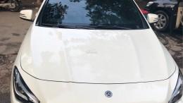 MERCEDES-BENZ CLA 45 AMG 2017 Facelift.