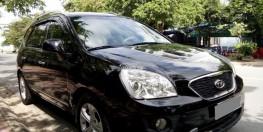Bán nhanh Kia Carens 2016 số sàn màu đen xe gia đình giữ kỹ.