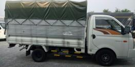 Hyundai PORTER H150 tải 1.5 tấn thùng mui bạt