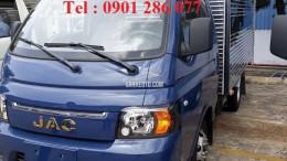 Siêu phẩm xe tải Jac X99\990kg - Euro4, máy dầu & động cơ Isuzu