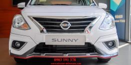 Nissan Sunny All New 2018 rộng nhất phân khúc, rất phù hợp để sử dụng kinh doanh