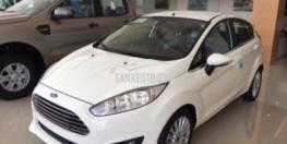 Ford fiesta 1.0 màu trắng, giao  ngay. Giá cạnh tranh