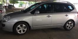 bán xe Kia Carens 2016 số sàn màu xám bạc