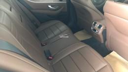 Bán xe Mercedes E200 Đen cũ - lướt 8/2018 Chính hãng.