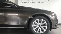Bán xe Mercedes E200 Nâu cũ - lướt 8/2018 Chính hãng.