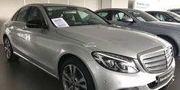 Bán xe Mercedes C250 Bạc cũ - lướt 8/2018 Chính hãng.
