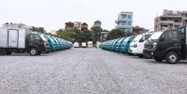 Xe tải Thaco K200 - K250 đời 2018 tải trọng 1 tấn. 1,5 tấn. 2 tấn. 2,5 tấn