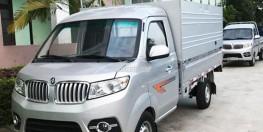 Xe tải Dong Ben DBT30 trọng tải 1250 kg thùng dài 2,9 m, tặng các loại thuế phí.