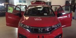 Honda Jazz 2018 New 100%, Nhập khẩu nguyên chiếc