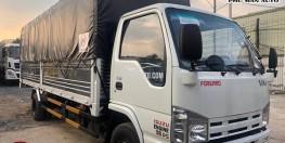 Xe tải nhẹ ISUZU 1t9 thùng dài 6m2 giá tốt.