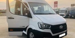 Giá Hyundai Solati mới nhất/ du lịch hyundai 16 chỗ/ giá cạnh tranh /với Không gian xe thoái mái hơn