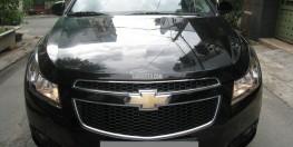 Cần bán xe Chevrolet Cruze 2014 Ltz màu đen full số tự động