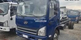 Xe tải HuynDai 7t3 thùng dài 6m2 Ga cơ.