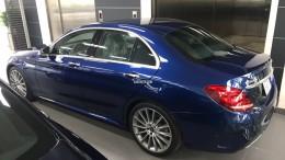 Bán xe Mercedes C300 Xanh cũ - lướt 8/2018 Chính hãng.