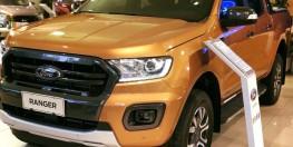 Ford Ranger 2019, xe đủ màu giao ngay, kèm nhiều quà tặng hấp dẫn