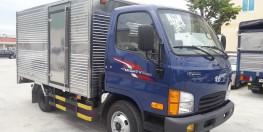 Bán xe New Mighty N250 thùng Inox. giảm 45triệu . LH: 0905680107