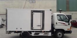 Bán xe New Mighty N250 thùng Composite.  giảm 45triệu . LH: 0905680107