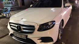 Mercedes E300 AMG model 2018 Sang Trọng