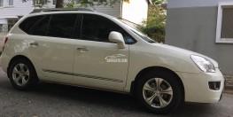 Cần bán xe Kia Carens EX 2.0MT 2016 màu trắng nguyên zin