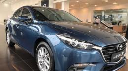 Mazda 3 tặng ngay bảo hiểm vật chất, cùng nhiều khuyến mãi hấp dẫn khác