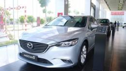 Mazda 6 Tặng Ngay Bảo Hiểm Vật Chất Cùng Gói khuyến mãi cực sốc- Đủ màu- Xe giao ngay