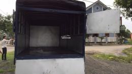 Bán xe Hyundai New Mighty 75S 2o18 thùng mui bạt, khuyến mãi giảm 20 triệu đồng