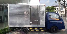 Bán xe New Porter H150 thùng Inox. tặng 2% thuế trước bạ. LH: 0905680107
