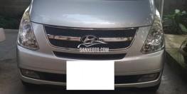 Cần bán xe Hyundai Starex 2008 máy xăng số sàn, 6 chỗ 500kg