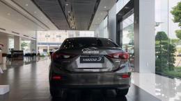 Mazda 3 -Màu Mới Tặng Ngay Bảo Hiểm Vật Chất, Cùng Nhiều Khuyến Mãi Hấp Dẫn Khác