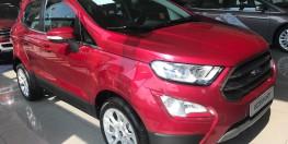 Ford Ecosport 1.5 Titanium màu Đỏ mới 100% đủ màu giao ngay ! Liên hệ để nhận ngay giá ưu đãi.