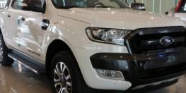 Ford Ranger 2018 màu trắng 1 chiếc duy nhất giao ngay tháng 11